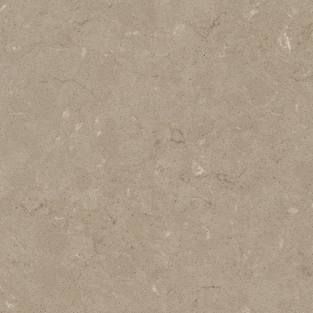Quartz Countertop Sample In C Clay