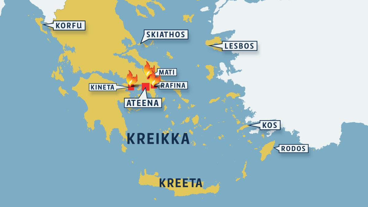 Kreikan Kartta