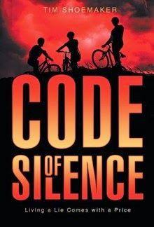 Code of Silence (A Code of Silence Novel) by Tim Shoemaker   http://www.faithfulreads.com/2014/07/saturdays-christian-kindle-books-early_12.html