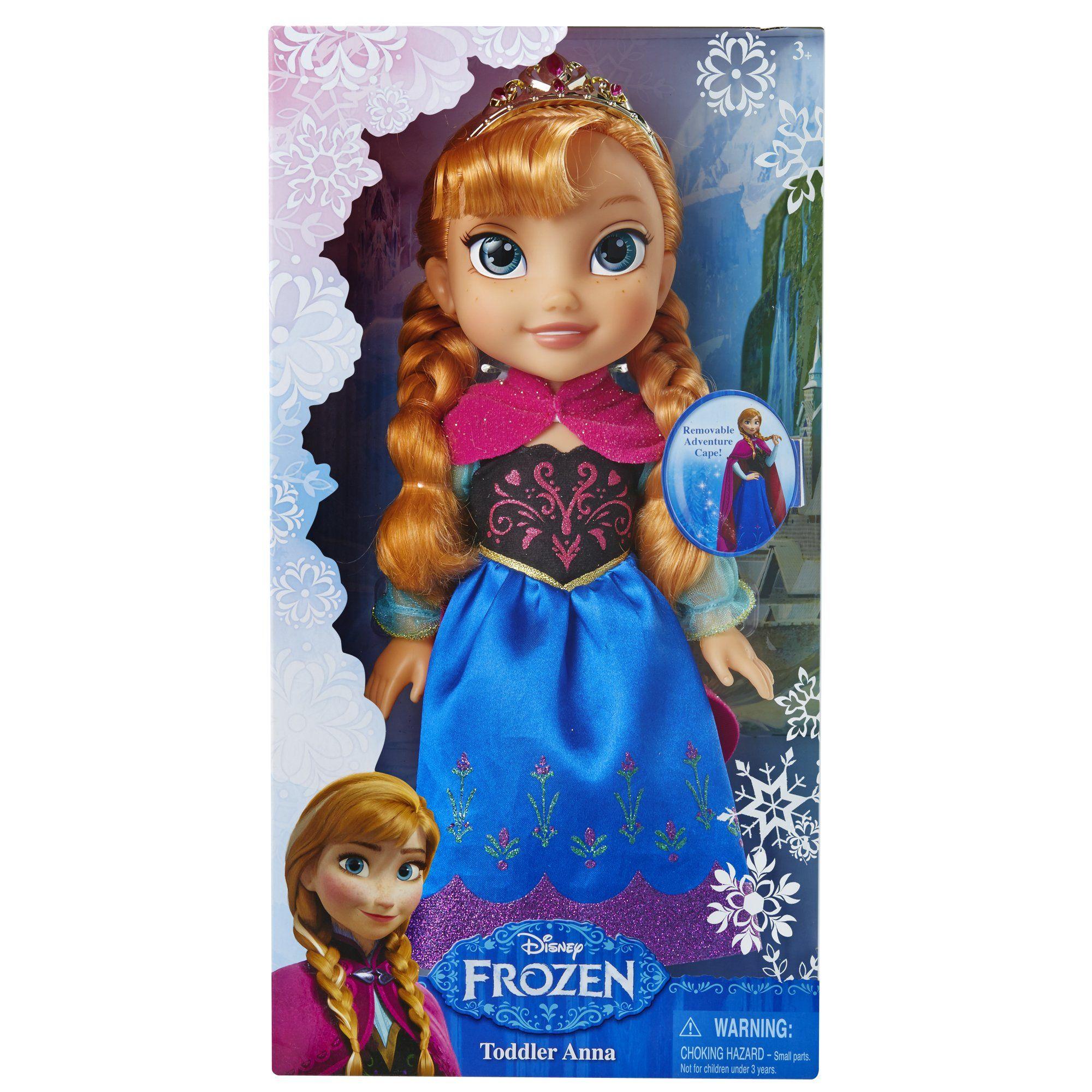 Disney reine des neiges 86867 poup e anna deluxe 15 - Ana reine des neiges ...