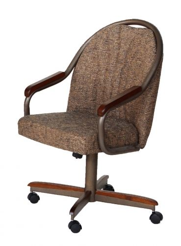 Purchase The Hunter Swivel Tilt Dining Chairs By Douglas Casual Living At  Dinette Online.