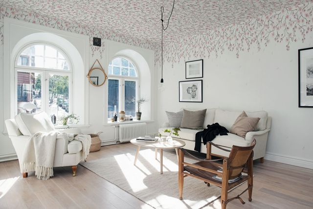 Papier peint chambre, cuisine  des modèles tendance pour chaque