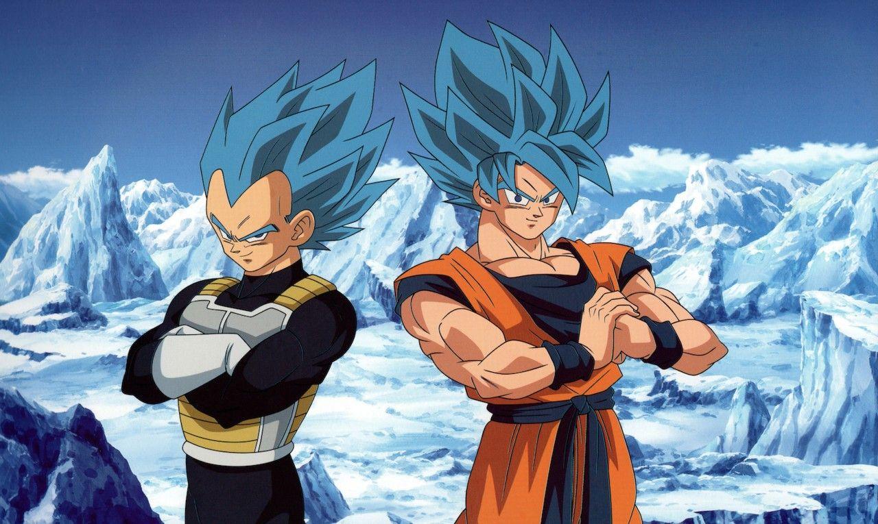 Dragon Ball Super Goku Image By Brigitte Persens On Dbz Dragon
