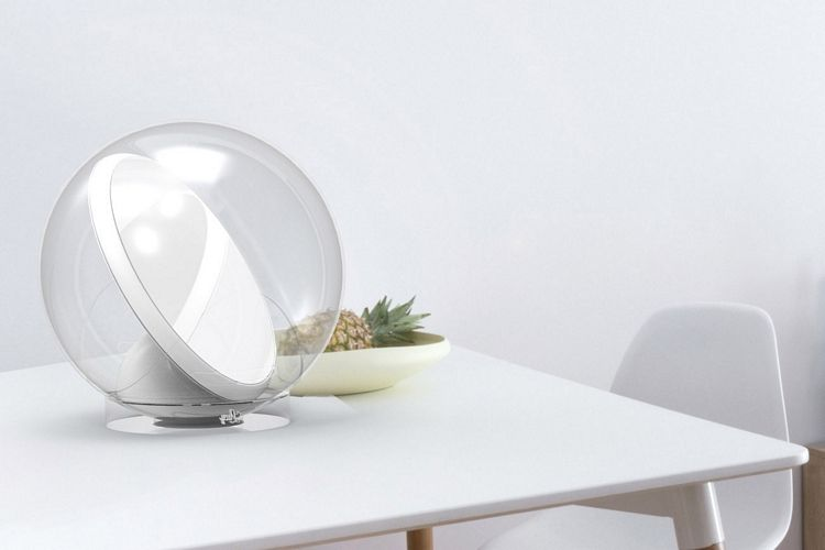 Lucy, An Intelligent Solar Powered Robotic Mirror That Reflects Sunlight To  The Same Spot All Day