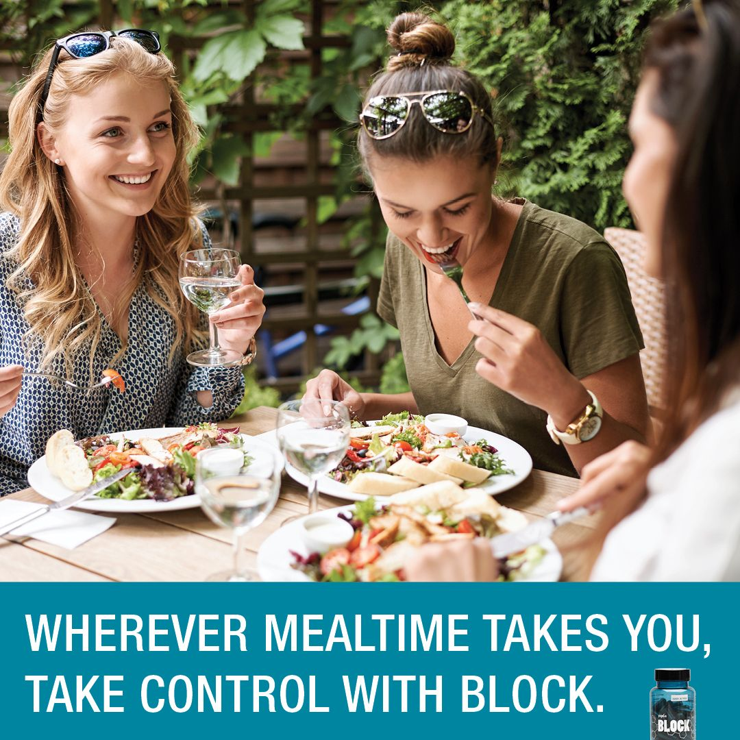 Did you know that Plexus Block works immediately to block the absorption of 48% of carbs and sugars without blocking the absorption of beneficial nutrients? Now that's SMART!  Follow me to learn more about Plexus Products! Or send me a message if you have any questions! 🤗