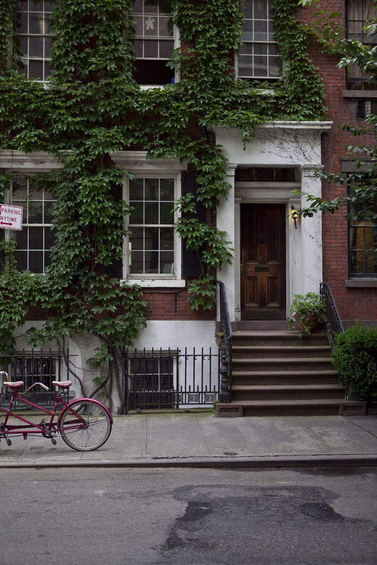West Village Nyc With Images West Village City Living Brownstone