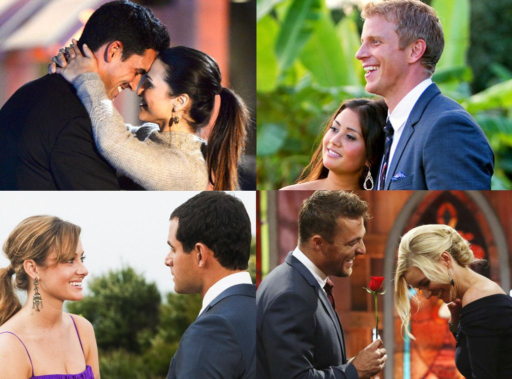 How Profuse Of The Bachelorettes Are Still Married