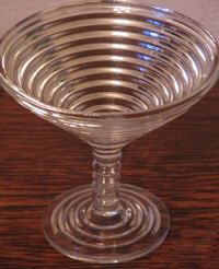 manhattan glass   The most valuable item made in pink is the cup! There is also a Ruby ...