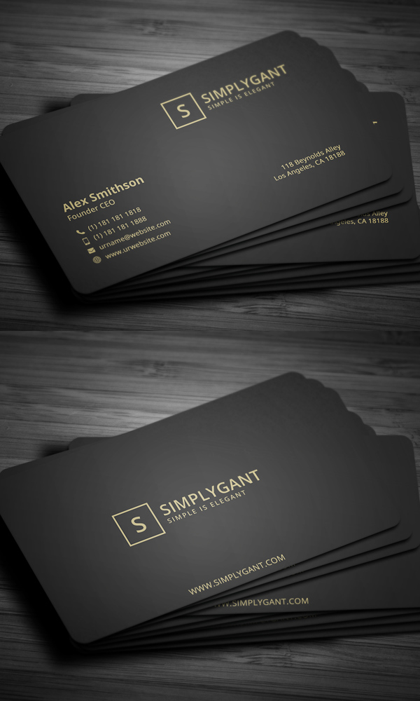 80 Best Of 2017 Business Card Designs Design Graphic Design Junction Graphic Design Business Card Business Cards Creative Gold Business Card