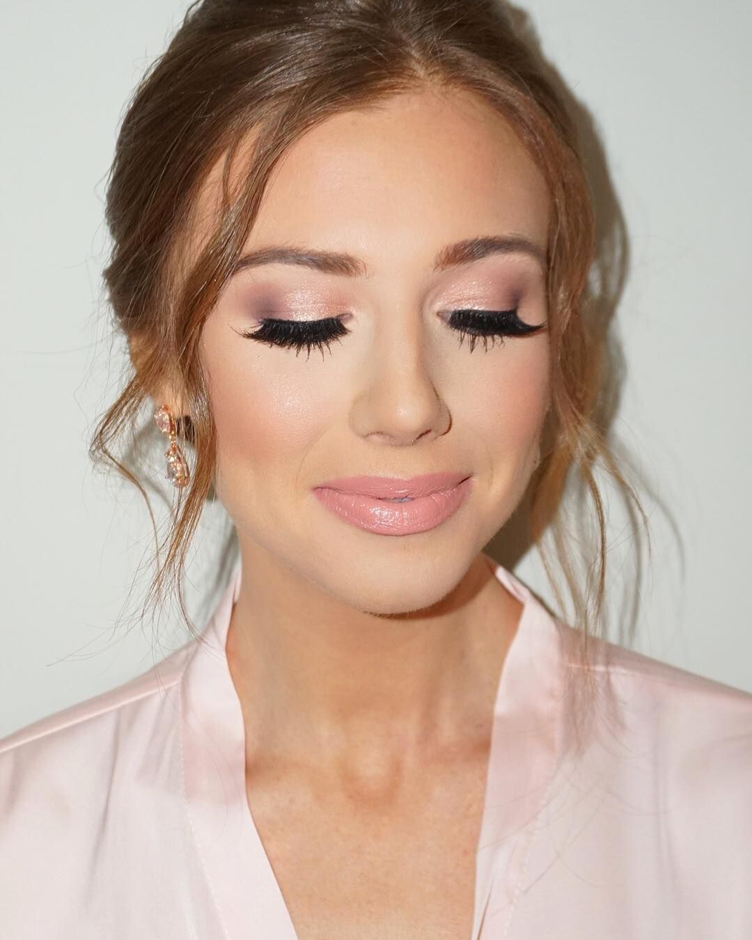 One of my fav looks on one of my fav brides. I get so many