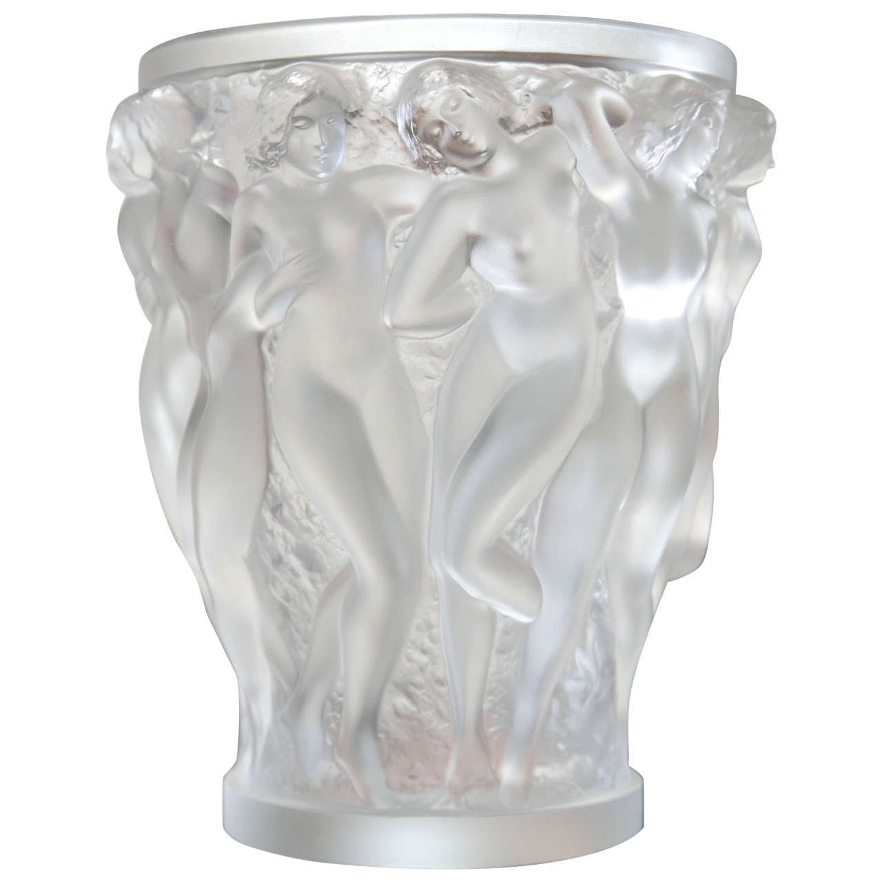 Lalique crystal vase from a unique collection of antique and lalique crystal vase from a unique collection of antique and modern vases and vessels at reviewsmspy