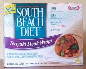 Low Carb Frozen Dinners South Beach