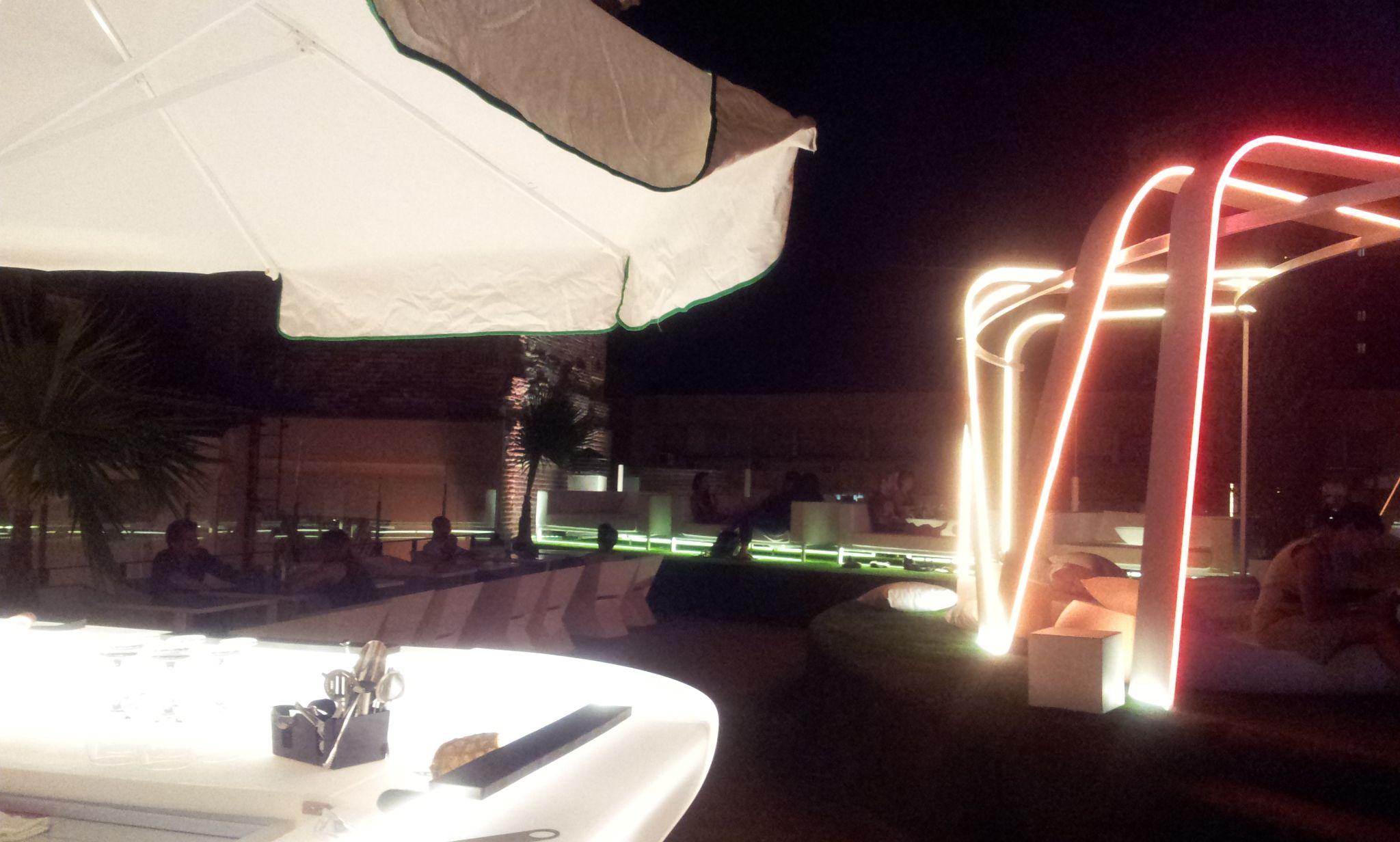 Ayer Inauguró La Terraza Lounge Gymage En El ático De Los