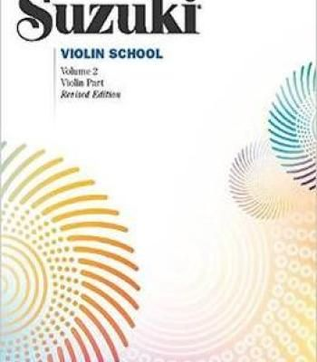 Suzuki Violin School Volume 2 Violin Part (Revised Edition) PDF