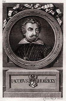 Jakub Horcicky In Latin Jacobus Sinapius 1575 25 September 1622