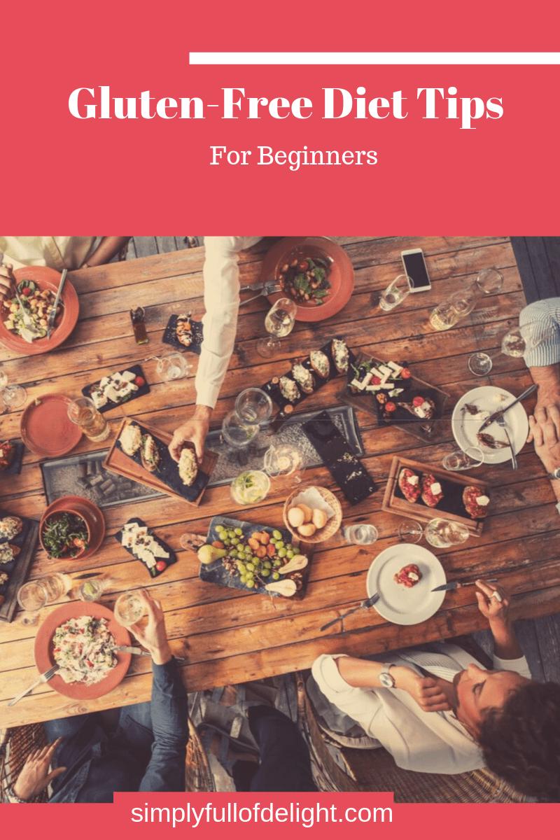 Photo of Glutenfreie Diät-Tipps für Anfänger – Einfach voller Freude – glutenfreie Diät …