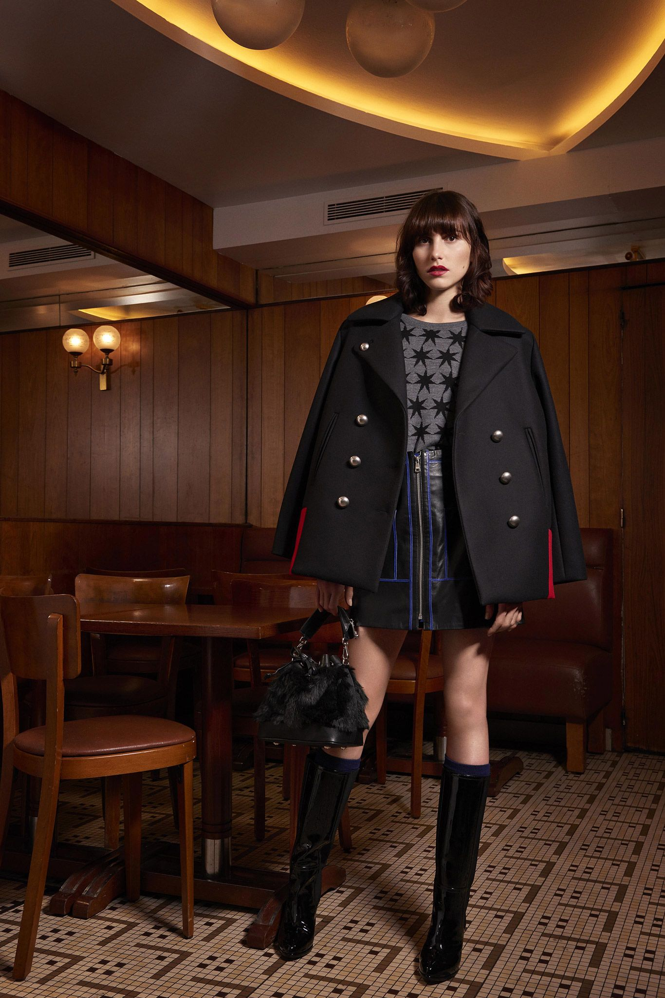 Sonia by Sonia Rykiel Fall 2015 Ready-to-Wear - Collection - Gallery - Style.com