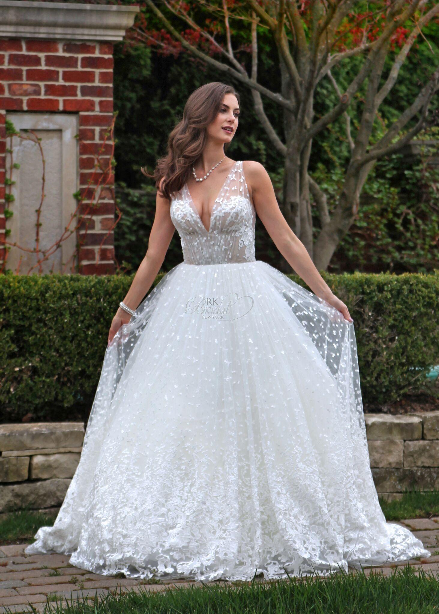 Marisa Bridal Fall 2016- Style D95 | Bridal Gowns | Pinterest ...