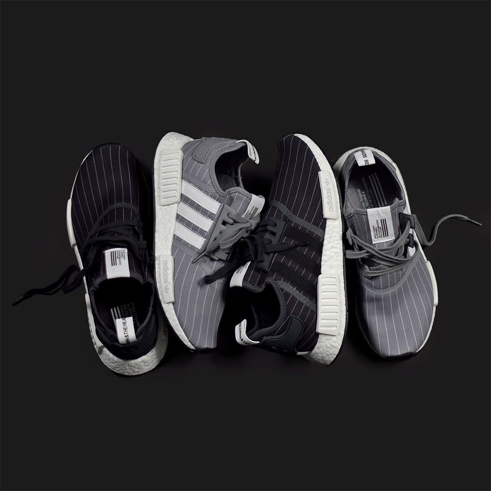 adidas NMD R1 Solar Red S31507 IT Accel