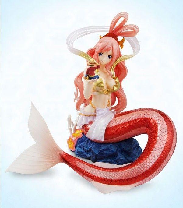 Figuarts Zero One Piece Princess Shirahoshi Figure Bandai FROM JAPAN