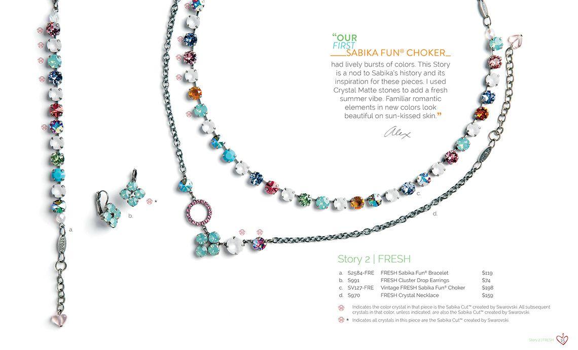 Sabika look necklace - Sabika Spring Summer 2016 Collection Story 2 Fresh Jessicajupena Gmail Com