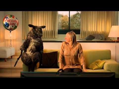 Tele2 - Interactive TV campaign - Commercial 'holiday' - YouTube