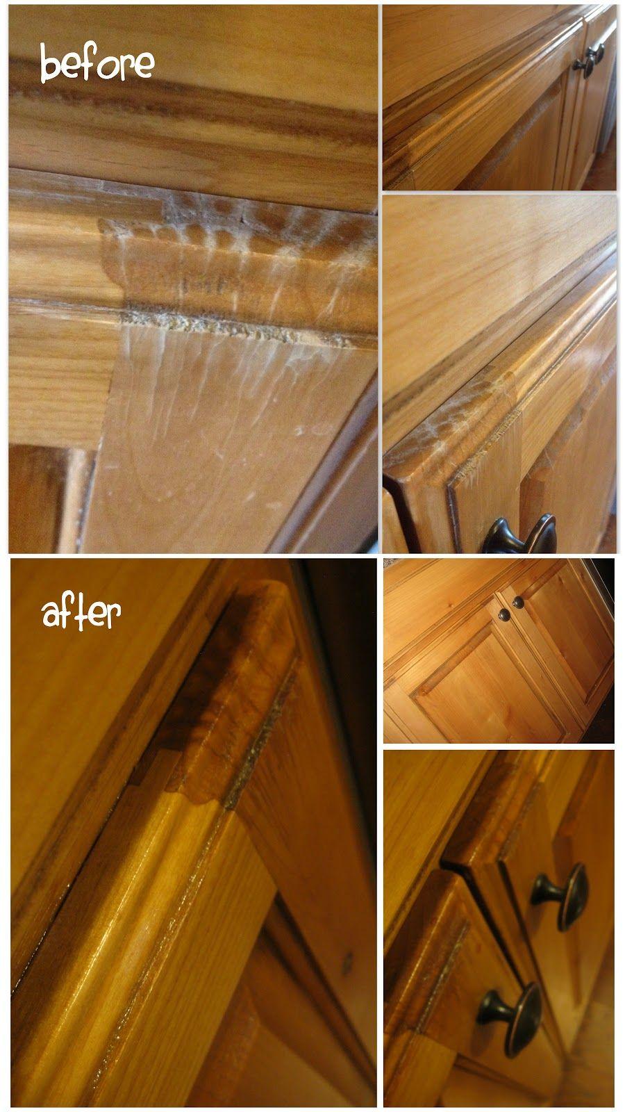 Homemade And Natural Wood Polish Wood Polish Homemade Cleaning