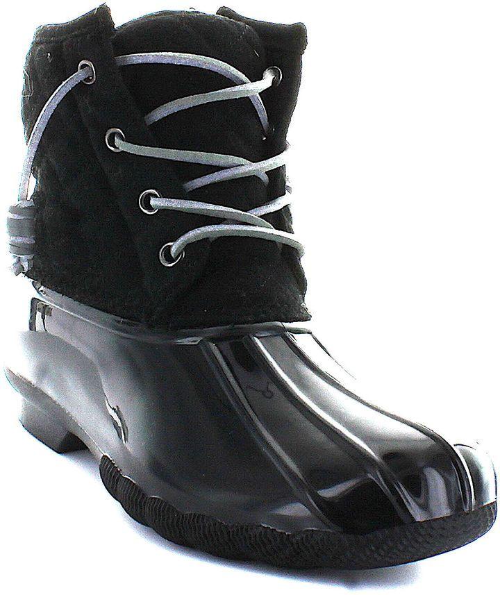 a5b8159641061 Seven7 SEVEN 7 Seven 7 Goose Womens Slip Resistant Rain Boots ...