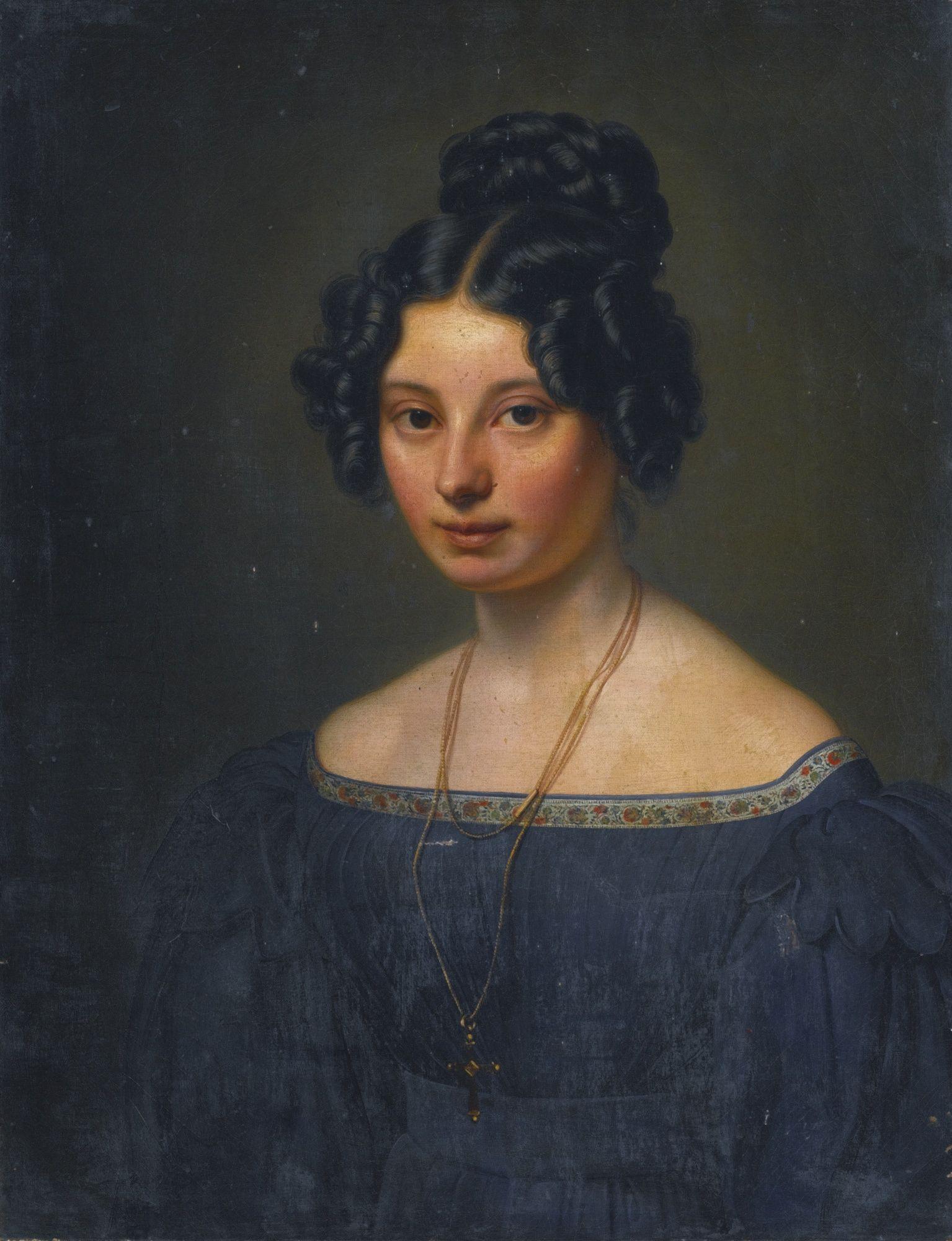 Anna Motherbig - Carl Christian Vogel von Vogelstein 11849a259