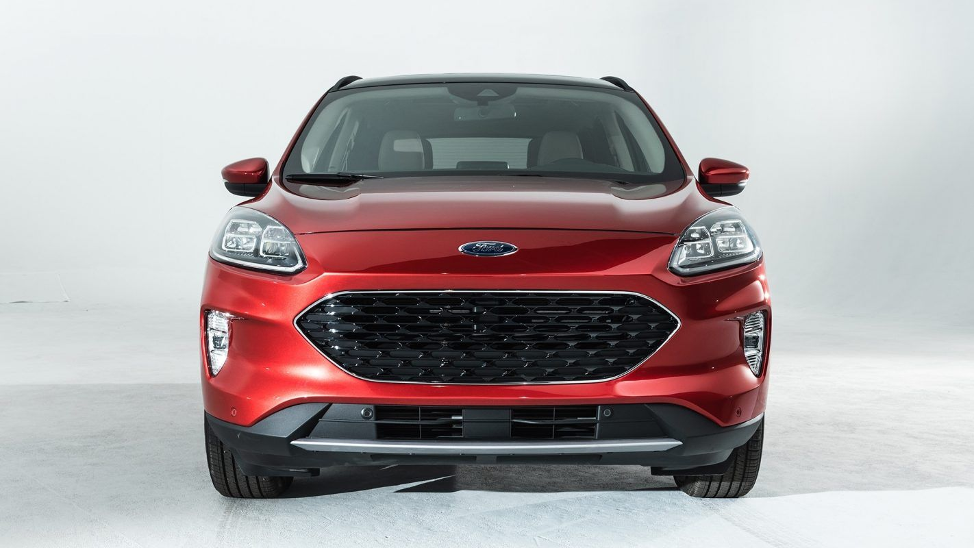 2020 Ford Escape Review Release Platform Engine Price And Photos