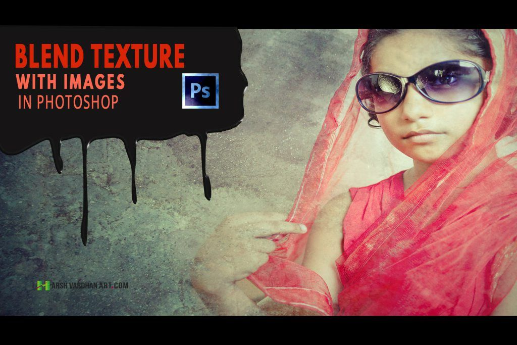 Photoshop Tutorial For Beginners How To Blend Texture With Images In Adobe Photoshop Manipulation Photoshop Tutorial Easy Photoshop Tutorials Photoshop Tutorial Beginner