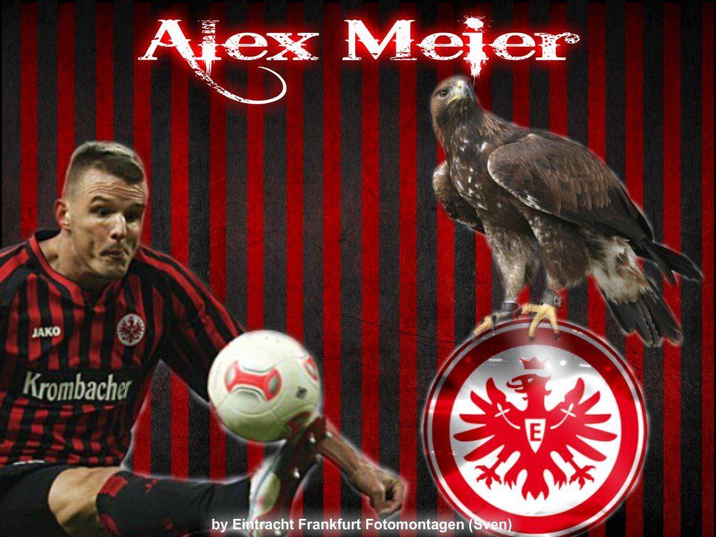 Alex Meier 14 Eintracht Frankfurt Eintracht Frankfurt