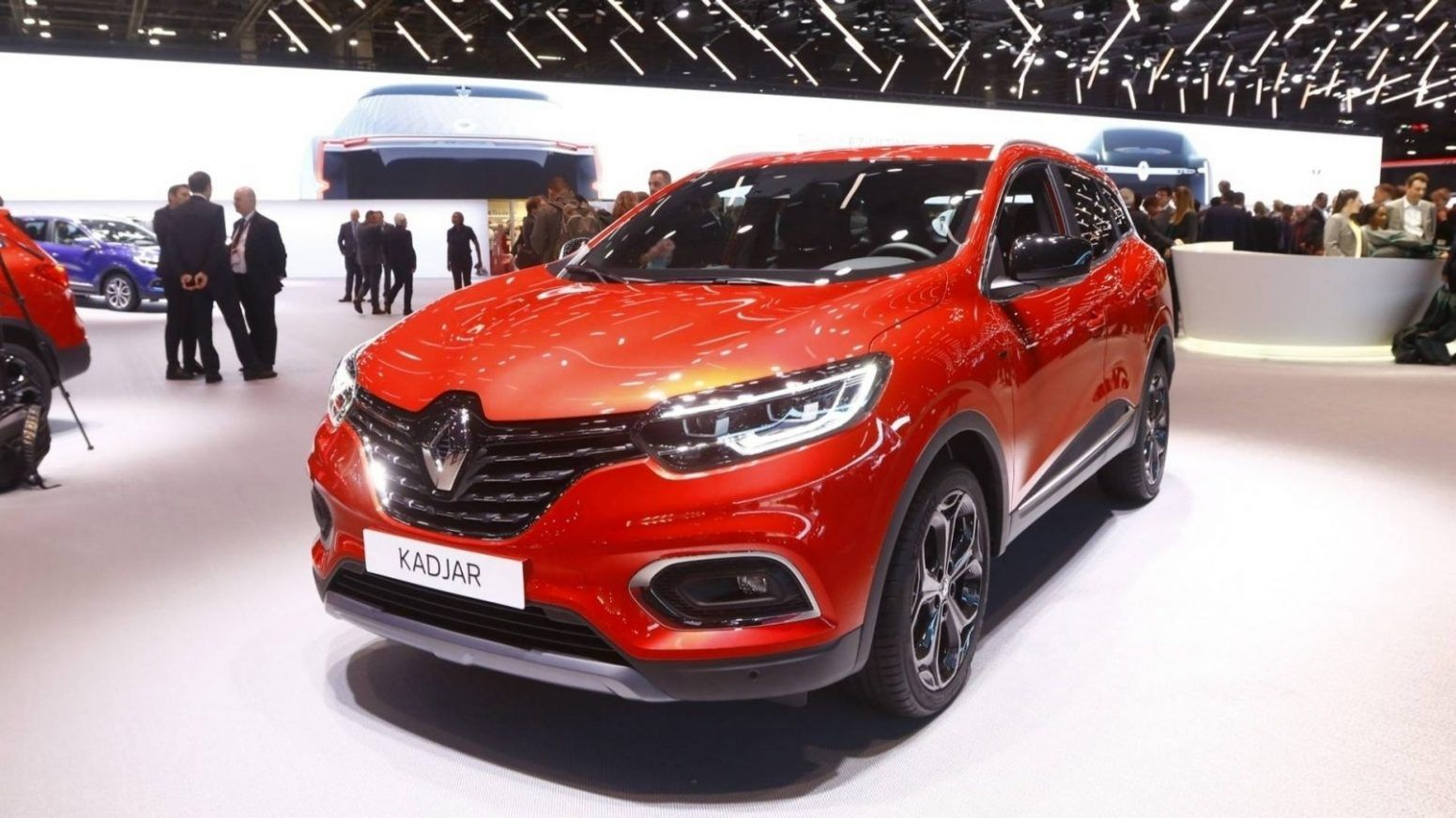 The Approaching 2020 Renault Kadjar Is Getting A Mid Cycle Drink On The Other Hand The Changes Are Not That Substantial This Compact Crossover Will Share A L