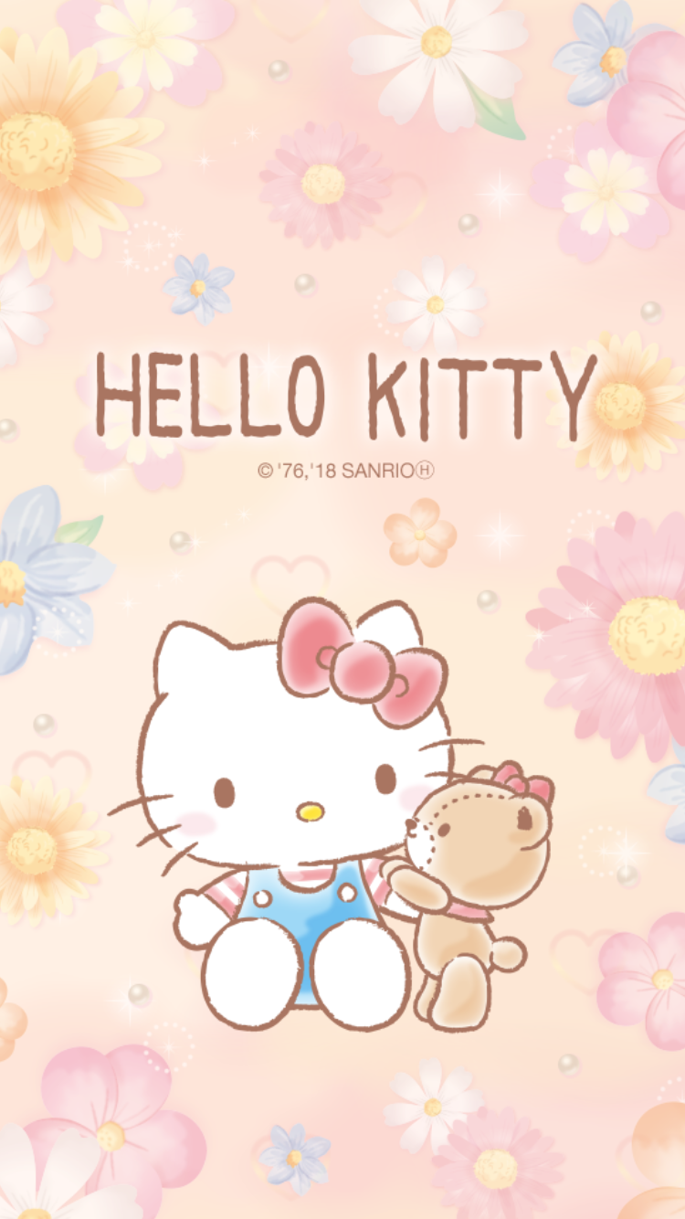 Hello Kitty Phone Wallpaper Tap The Link Now To See All Of Our Cool Cat Collections Hello Kitty Pictures Hello Kitty Wallpaper Hello Kitty