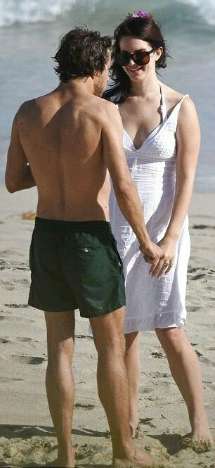 Lana Del Rey and boyfriend Francesco Carrozzini in St.Barts (Dec.31) #LDR