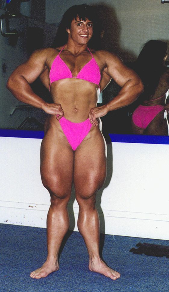 Tina Lockwood Muscle Pinterest Muscles Female