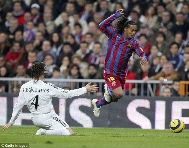 Real Madrid Vs Barcelona 10 Shocking Moments Sergio Ramos Best Football Players Barcelona