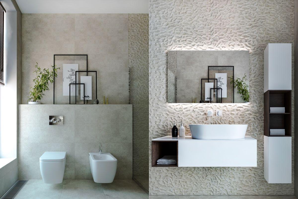Ideas para cuartos de baño minimalistas, encuentra el que ...