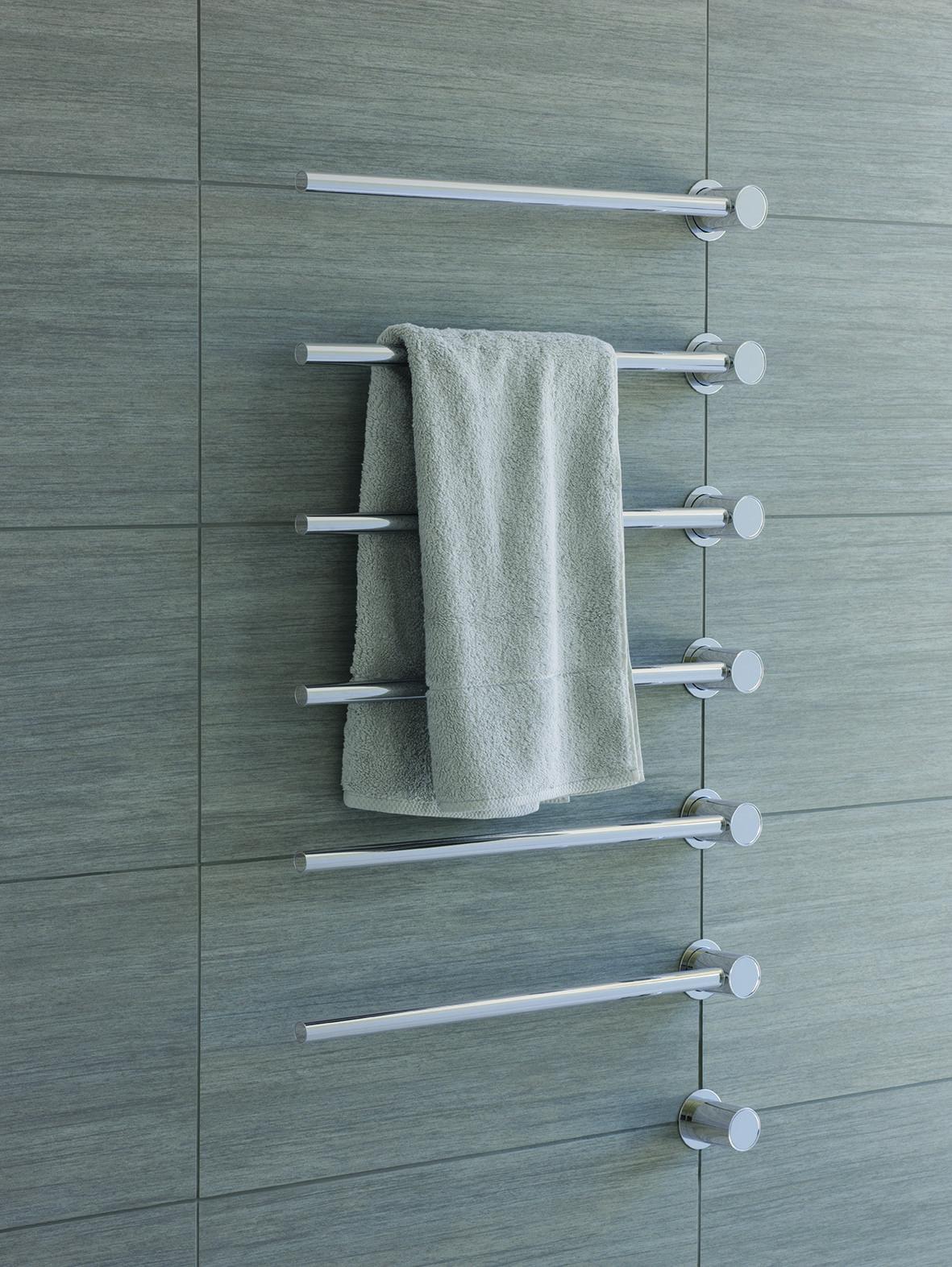 Vola T39 Towel Warmer Heated Towel Rack Towel Warmer Bathroom Radiators