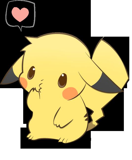 Pikachu kawaii buscar con google kawaii pinterest - Kawaii pikachu ...