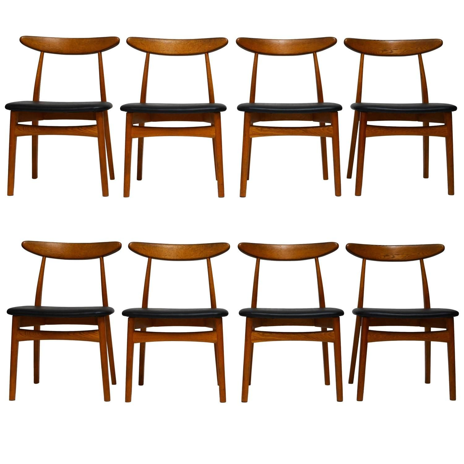 Japanese Modern Midcentury Dining Chairs
