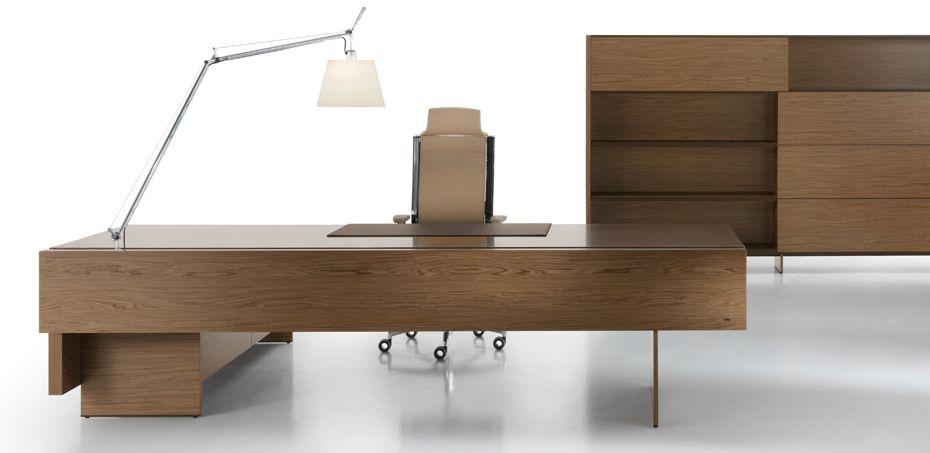 Столы для совещаний The Element от Uffix, дизайн Driusso Associati