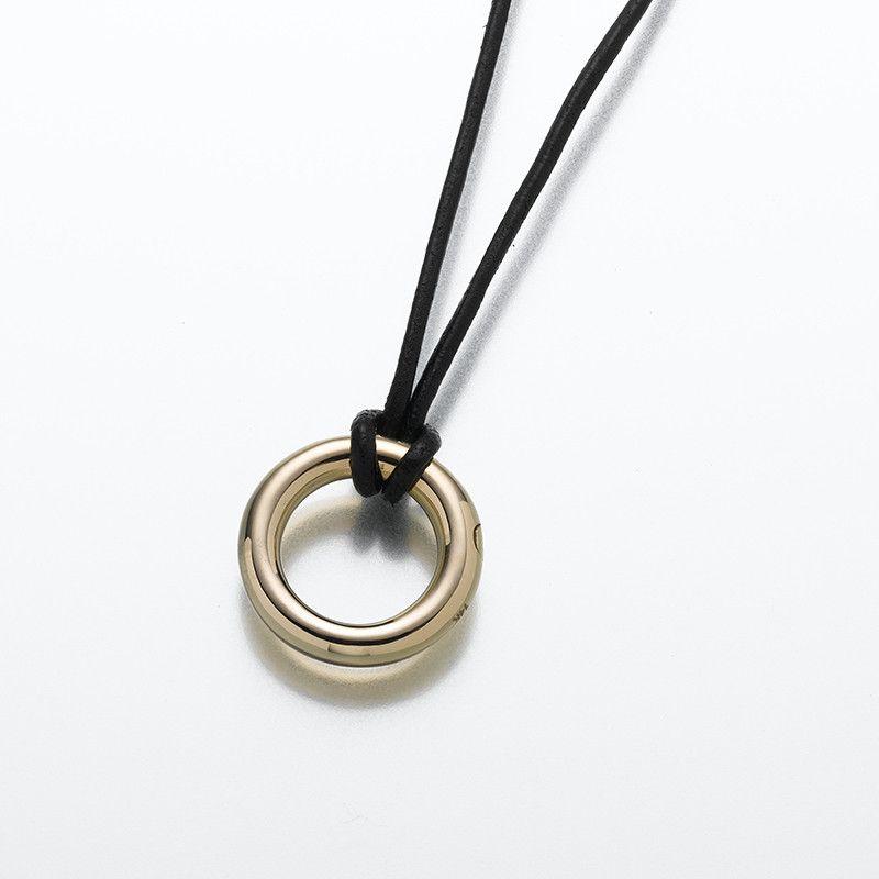 Golden Eternity Memorial Necklace Memorial necklace