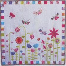 Garden Party Applique Quilt Pattern by Don't Look Now. $15.00, via ... : garden party quilt pattern - Adamdwight.com
