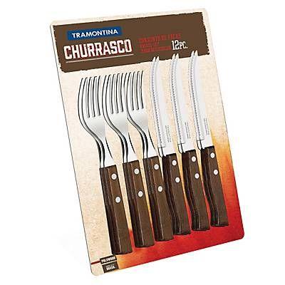 Me gustó este producto Tramontina Set 6 Cuchillos   6 Tenedores. ¡Lo quiero!