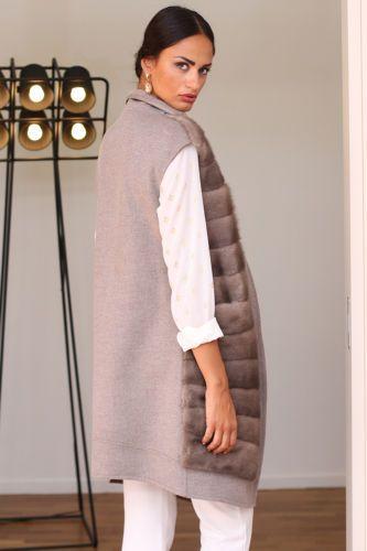 Pelzmantel Loro Piana Jacket Cappotto Pelliccia Cashmere Fur xX15TT4q 99f999ad39ee