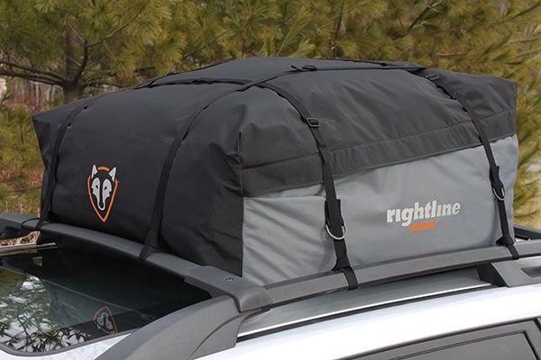 Rightline Gear Sport 1 Car Top Carrier Cargo Carriers Roof Rack Carrier Bag