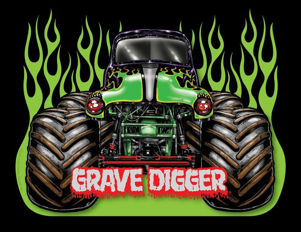-font-b-Monster-b-font-font-b-Jam-b-font-Trucks-Grave ...