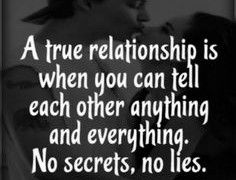 Trust And Honesty Quotes For Relationships | Trust Quotes