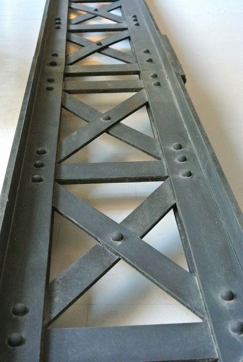 poutre effet m tallique rivet e en bois entr e industrial style steel beams et wood steel. Black Bedroom Furniture Sets. Home Design Ideas